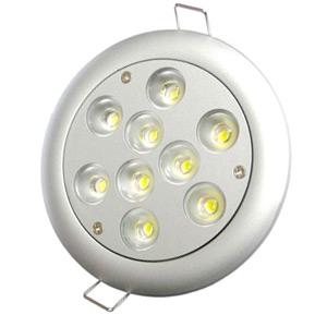 LED Ceiling Light - LED DownCeilingLight - 9W LED Ceiling Down Light