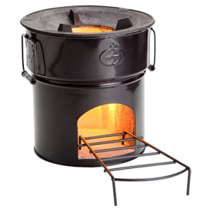 Smokeless Biomass Stove-Eco