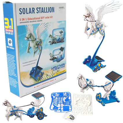Stallion Solar Educational Kit
