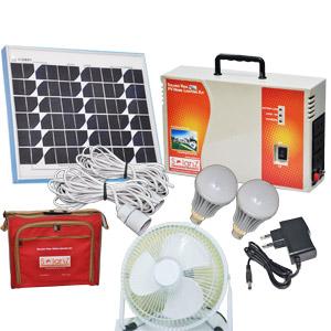 SOLAR PV PowerPack - Solar Home Lighting - SOLARIZ Vigil Home Light-L2F