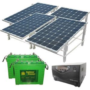 SOLAR Green House - 5KWp Green House Power Pack
