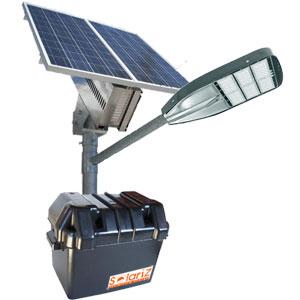SOLAR Green House - SOLARIZ Energy Box
