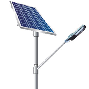 SOLARIZ 12W Street Light