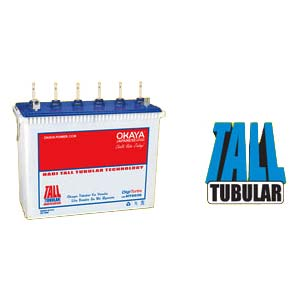 Hadi Tubular Battery
