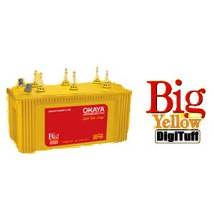 Big Yellow Battery