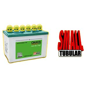 Green Tubular Battery